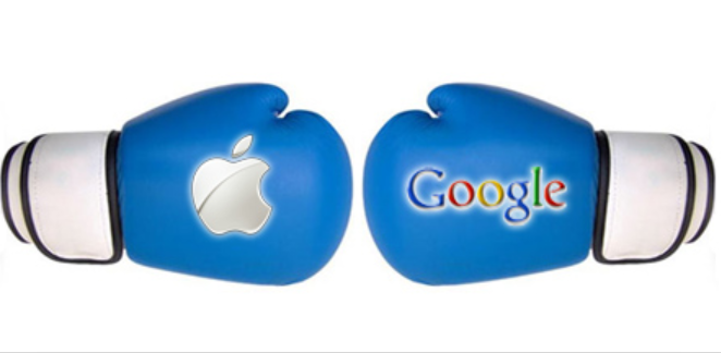 Apple - Google the Gloves Come Off