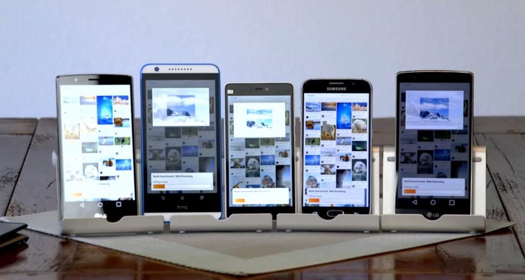 SmartphoneBenchmarking